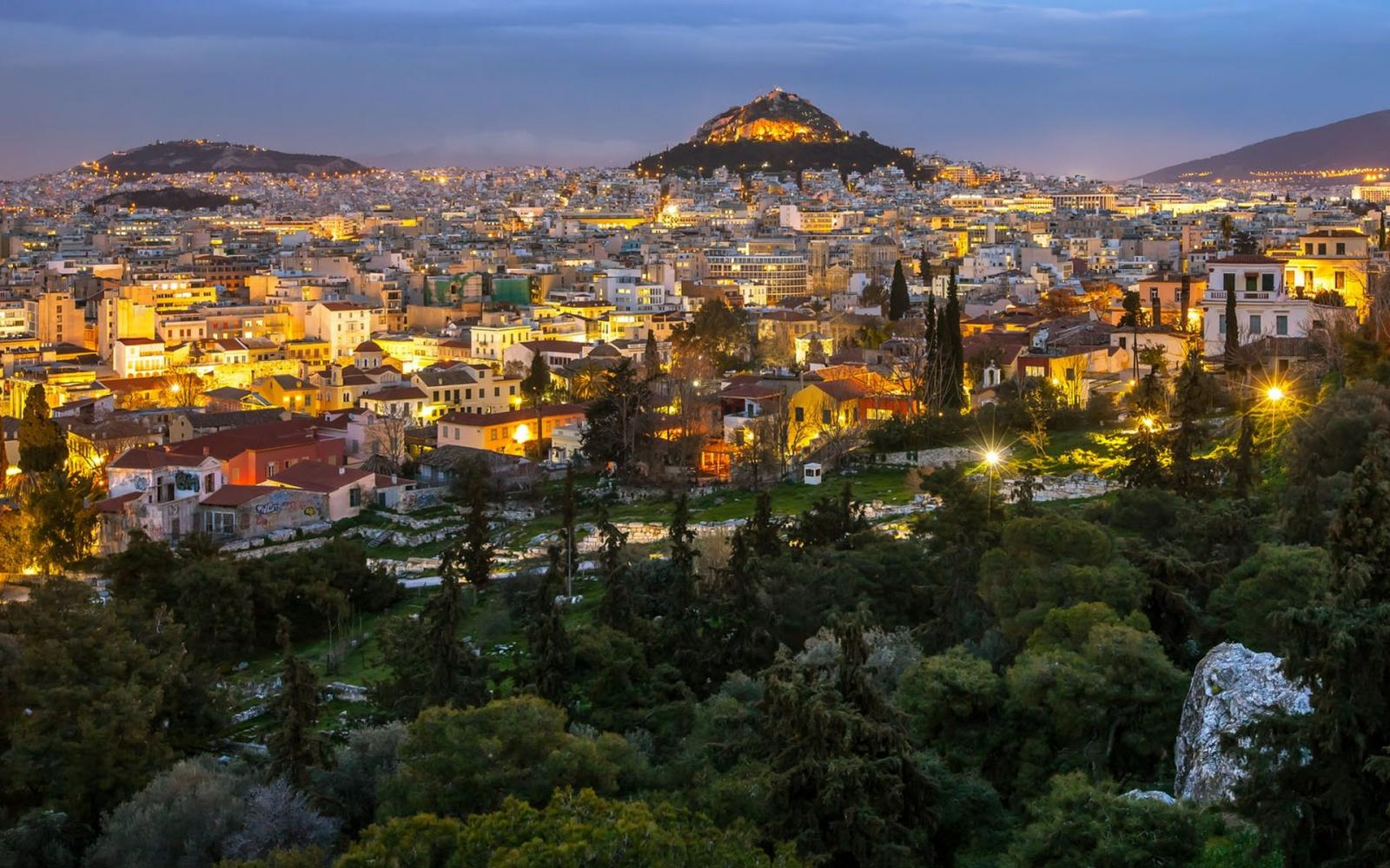 Taxi Transfers from Athens Airport | Solhop com